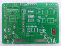 Wholesale 2 layer pcb with oz copper thickness and Lead Free Hasl surface finish