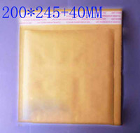Wholesale Golden Kraft Bubble Mailers Padded Envelopes Bags Bubble Envelope MM T9053