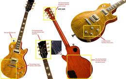 Wholesale Custom Shop Slash Appetite Mahogany Electric Guitar High Quality guitars