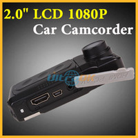 Wholesale 2 quot LCD degrees HD P mini F500LHD Motion Detect Auto Car DVR recorder