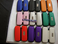 Electronic Cigarette Case 9 colors for mixing Hot Ego cases electronic cigarette e cigarette e cig zipper cases 5 type Size for ego t evod ce4 ce5 ce4+ ce5+ mod protank ecig churchill
