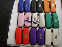 Electronic Cigarette bag for suit - Hotselling EGO Zipper Carry Case E cigarette eGo Case e Cig Case Zipper Portable Bag Ego Box Suit For Electronic Cigarette Double Single Kit