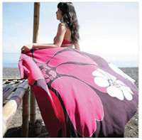 Wholesale Sexy Pareo Dress Sarong Bikini Cover Ups Scarf Wrap Swim swimwear Beach Beautiful Charming Piece
