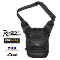 Wholesale ROGISI R01 Cordura Outdoor Waterproof Messenger Bags For Men And Women Zipper YKK Size cm cm