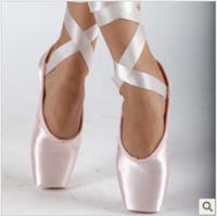 ballet shoes discount - Factory Authentic French Sansha Sansha dance the practice shoes satin ballet shoes pointe shoes Discounts