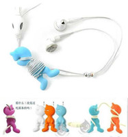 Wholesale 5pcs Mr P Wire Cable Cord Wrap Organizer Management for MP3 pm4 send color randomly ID
