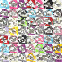 Wholesale 100pcs mix design colors pendant scarf charms scarves jewelry Wrap Cheap price and high quality
