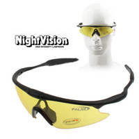Wholesale New Style UV Yellow Lens Night Vision Eyeglasses Eyewear