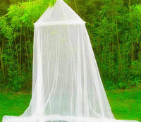 Wholesale retail princess size for M bed folding dome nylon mesh stent Students mosquito net encrypted classic dormitory