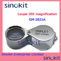 Wholesale Hot Sales x Magnification Gem Loupe GM A with achromatic and aplanatic loupe function
