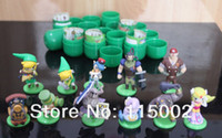 Wholesale The Legend Of Zelda Spirit Tracks Mini Figures Set Of Brand New Japan version set