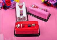 Wholesale Lover s wedding gifts Father Christmas Christmas towel box gifts W