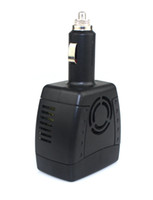 Wholesale Car Power Inverter Charger V DC to V AC W USB Q0034C
