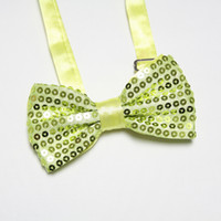 Wholesale NEW Tuxedo PreTied mix color Mustache BowTie Satin Adjustable