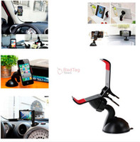 Cheap hot sale Universal Windshield Car Mount Bracket Holder for iPhone 5 Smart Phone PDS GPS Camera Recoder