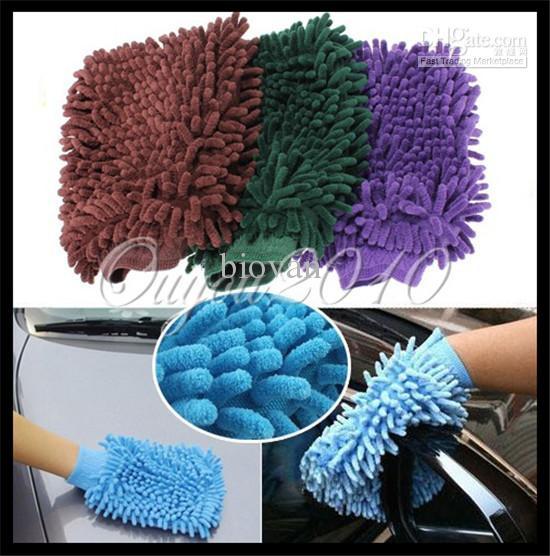vente en gros de new super gant microfibre fibre gants voiture chiffon de nettoyage le nettoyage. Black Bedroom Furniture Sets. Home Design Ideas