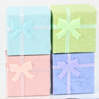 Wholesale Fashion ring box jewelry accessories gift boxes LM PS008