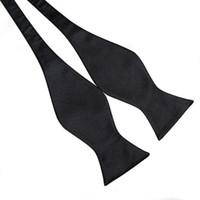 Wholesale Self tie bowtie men s bowties calabash bow tie