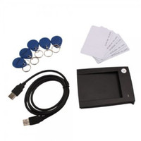 Wholesale NEW USB KHz EM4100 RFID Proximity Reader Cards Key Tags