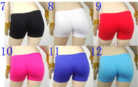 Shorts Women Classic Straight New Belly Dance Safety Shorts Pants Trousers Costume 5pcs