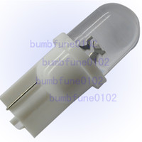 best positions - 100 of T10 W5W LED Inverted Side Park Position Light Wedge Bulb White best price