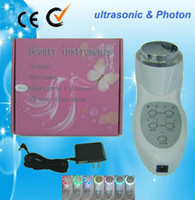 Anti-Wrinkle best line equipment - Promotion Best red blue yellow led color light therapy facial equipment with one year warranty Au