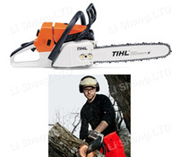 Wholesale MS381 Stihl Gasoline Chain Saw Air Cooled Cylinder Stroke CC KW quot Guide Bar Chainsaw AAAAA Quality