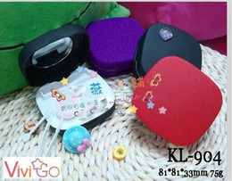 Wholesale electronic contact lens case automatic cleaning colors