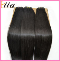 Wholesale 8 KG Peruvian Virgin Remy Human Hair Weave Natural Color SIlky Straight