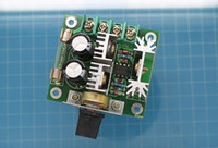 Wholesale Freeshipping V V A PWM Motor Speed Controller
