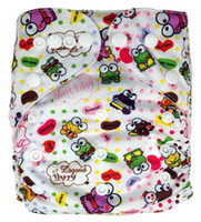 Cloth Diapers jctrade diapers - New Design Printed Modern Pockets Baby Cloth Diaper Covers Reusable Without Insert Jctrade Diapers