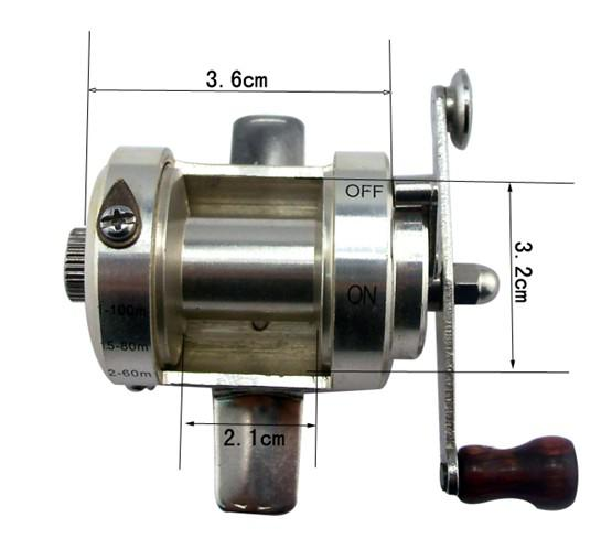 Small Fishing Reels Fishing Reel,small Drum