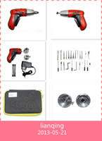 Wholesale KLOM Lock pick Electric Pick Gun New cordless pick gun auto locksmith tool free ship