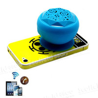 Wholesale Bluetooth Speaker XPS candy color wireless mini amplifier Waterproof HI FI Sound