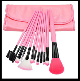 Wholesale belief14 Pieces Set Hot sell Top high grade makeup brush set the brush cant lose hair have colors