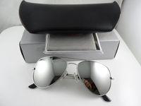 Wholesale 55mm mm quality New sunglasses Men sunglasses women s fashion sunglasses original box