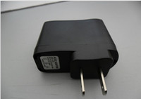 Wholesale 20pcs US Wall Charger for Ego E Cigarette MP3 MP4 Player From Opec