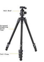 Wholesale Professional Photographic Equipment Tripod Stand KT for camera with ball head