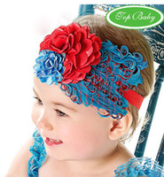 Headbands beautiful boutiques - The explosion models infants and children boutique feather hair band baby beautiful headdress hair accessories