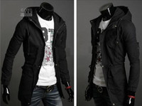 Wholesale New Man Grows In Military Jacket With Hat Fashion Leisure Men s Coat RRTT