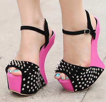 Newest Shoes No Heel Women Shoes (LTYD1031