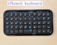 Wholesale MINI BLUETOOTH KEYBOARD for IPHONE5
