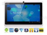 Wholesale quot Allwinner A13 Android Capacitive GHz MB GB Front Camera Tablet PC