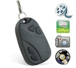 Wholesale Best sell spy car keys Pixel Spy Camera mini DV Spy Car Keys DVR Hidden Camera hidden camera dv