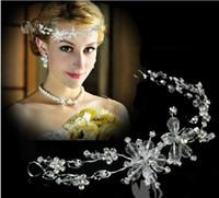 Wholesale Gorgeous Austria Rhinestones Bridal Combs Headpiece