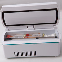 Wholesale Insulin Cooler Refrigerated Box Portable Drug Reefer Car Small Refrigerator