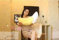 Wholesale Hot sale creative plush toy banana shape cushion holding pillow home decoration