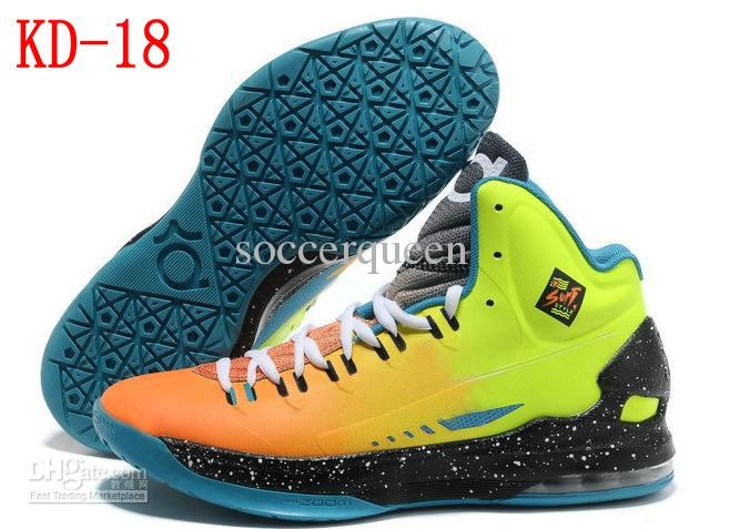 Hotsale Durant Basketball Shoes 2013 Mens New Basket Training ...