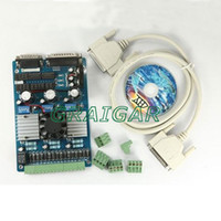 Wholesale 3 axis TB6560 A CNC engraving machine stepper motor driver board segments stepper motor controller