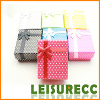 Jewelry Boxes fashion jewelry boxes - Fashion little jewelry box packing box gift box ring box necklace birthday gift ZB0006